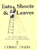 Eats, Shoots & Leaves Book Cover