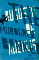 The Murdered Banker Book Cover