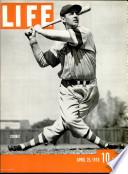 25 Apr 1938