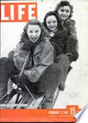 3 Feb 1947
