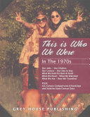 image of book this is who we were in the 1970s