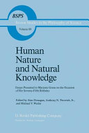 the roots of human nature essay Published: mon, 5 dec 2016 the main purpose of the paper is to prove that the essence of human nature lays primarily in person's ability to reason capacity that is uniquely human and allows people to make decisions that would shape their norms of conduct as shown in the works of ancient and modern philosophers.