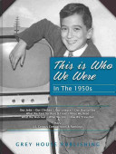 image of book this is who we were in the 1950s
