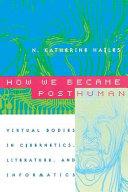 How we became posthuman on Google Books